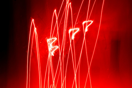 Light Painting, Photograph Fifty-One.