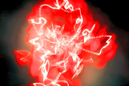 Light Painting, Photograph Fourty-One.
