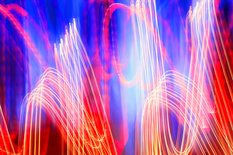 Light Painting, Photograph Fifty.