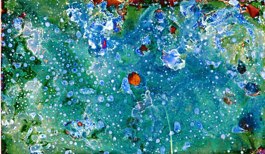 Abstract, Photograph Three.