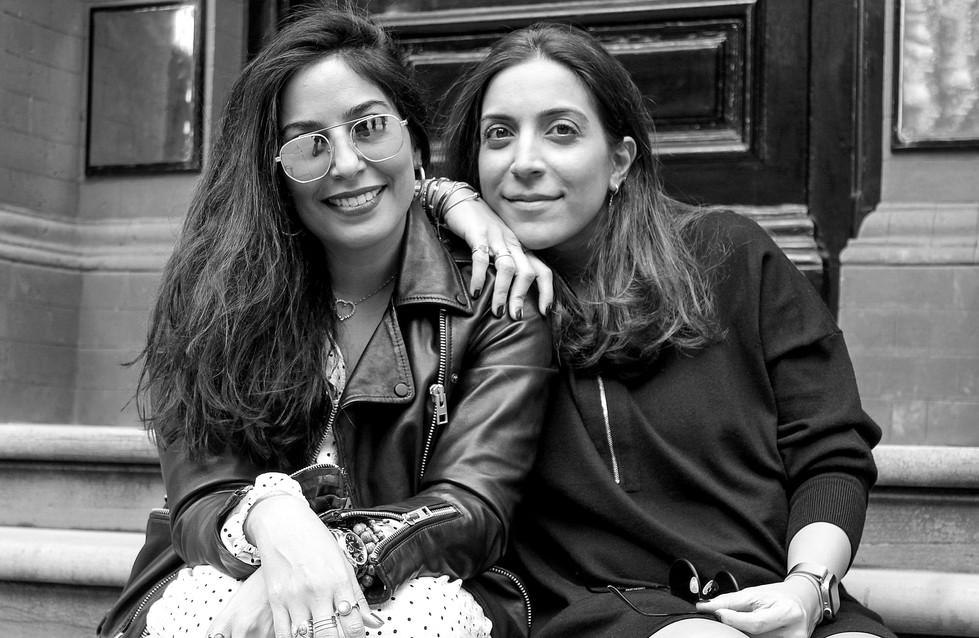 Meena & Zeenat, Chelsea Embankment (2020)