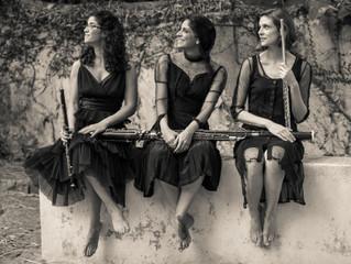 Destaque | Trio Capitu