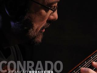 COLUNA DO BETO LACERDA | ÁLBUM CONRADO PAULINO | A CANÇÃO BRASILEIRA (2018)