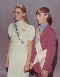 1973 King & Queen