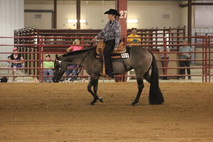 Tamie & Dyna at World Show