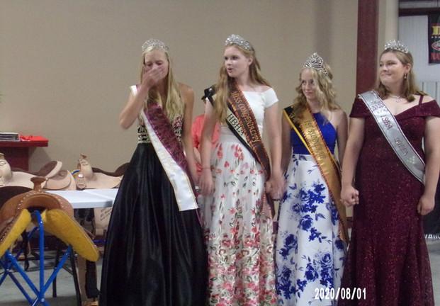 2020 Miss Buckskin World is announced... Sydni Loose