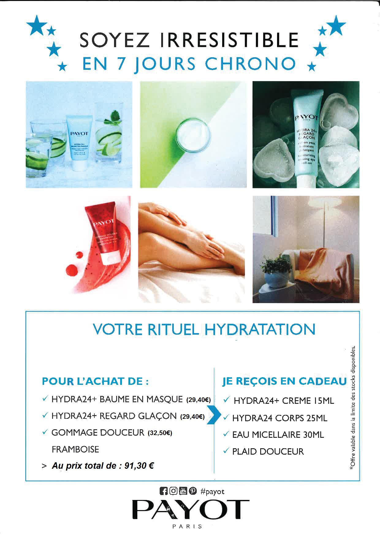 Rituel Hydratation 171231