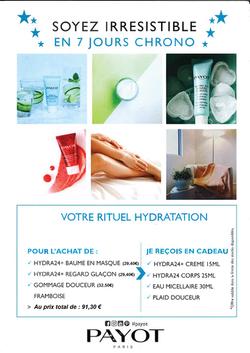 Rituel Hydratation
