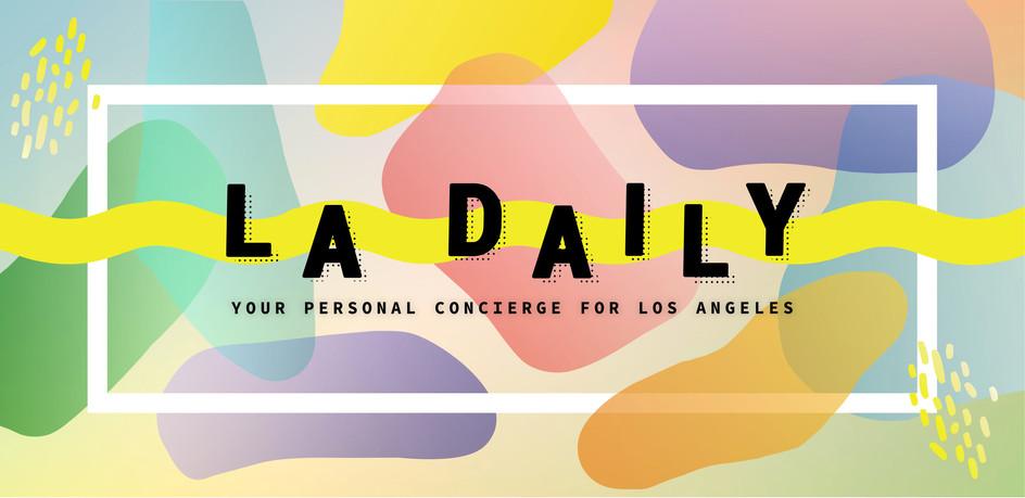 LA Daily Banner