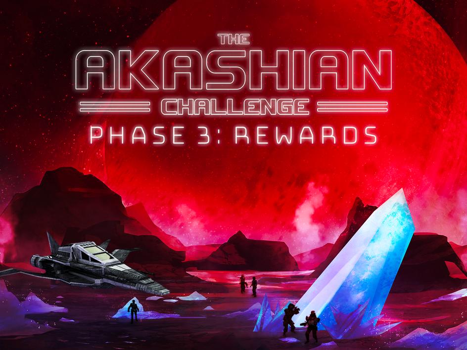 The Akashian Challenge Banner