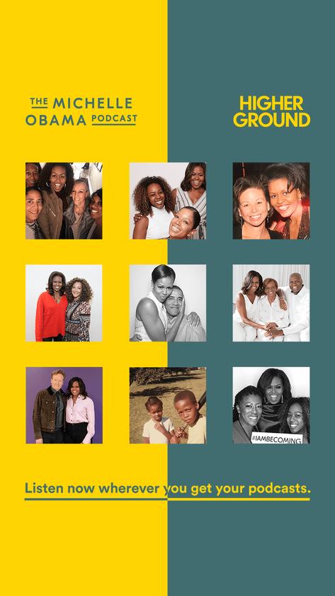 Michelle Obama - IG Story