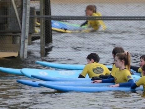 CHANGES TO SATURDAY SURFING