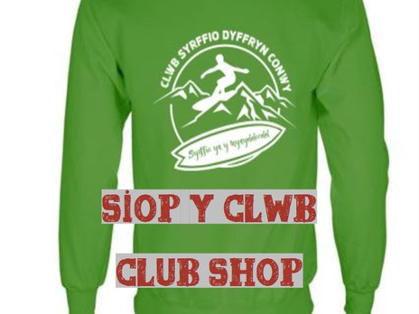 LAUNCH OF THE CLUB SHOP