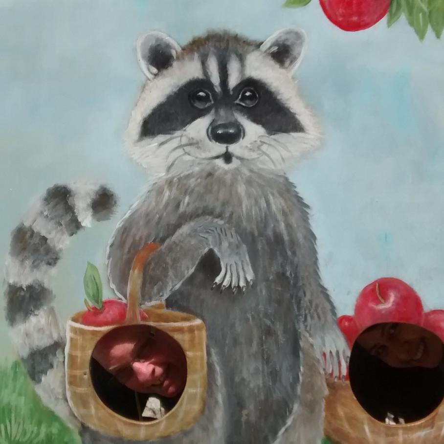 open house 2018 raccoon photo board.jpg
