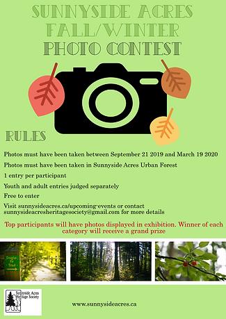 Photo contest poster 1