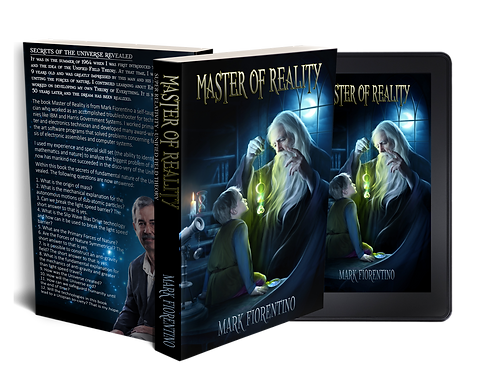 Master of Reality - Book