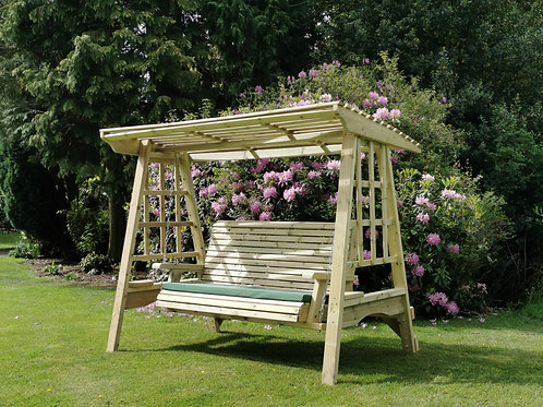 Antoinette Garden Swing Sits 3