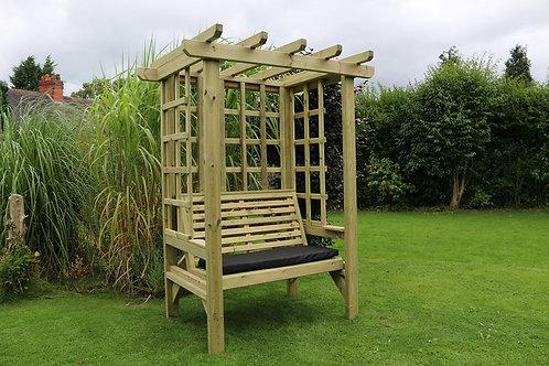 Beatrice Garden Arbour Sits 2