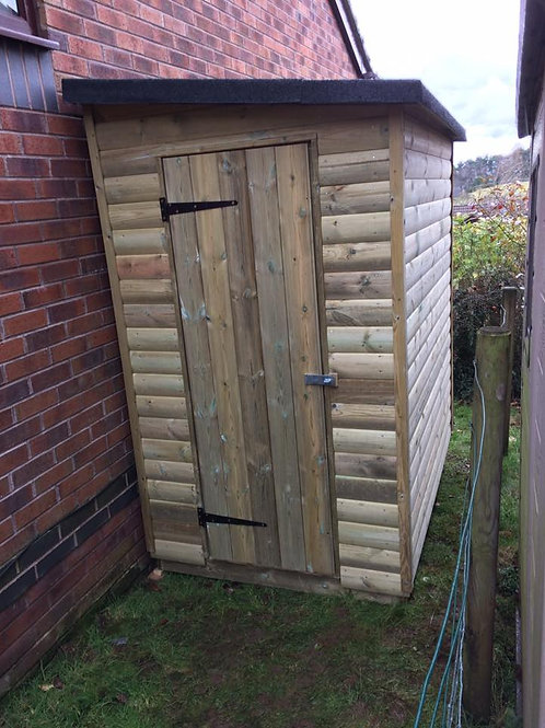 4 FT x 6 FT Shed