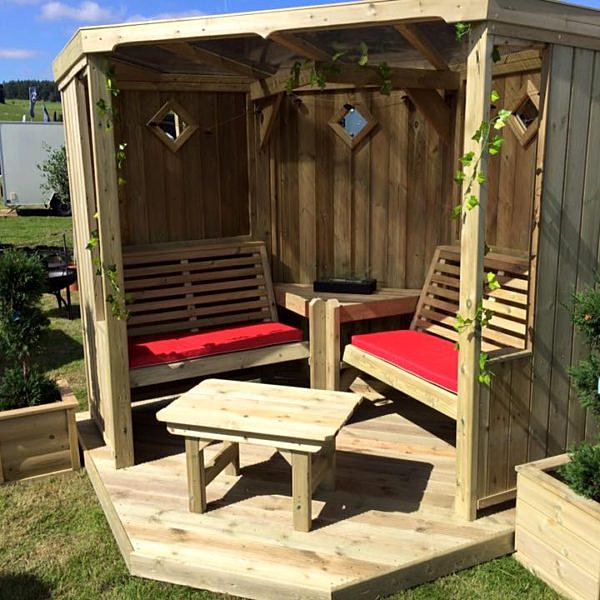 four seasons garden arbour 4 600x600. Ellis Trading   Home And Garden Furniture   Leek Staffordshire