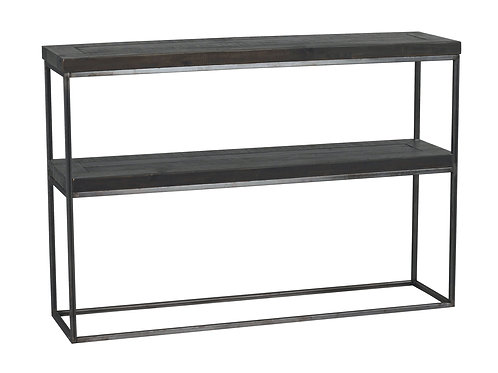 Tatton Charcoal Console Table
