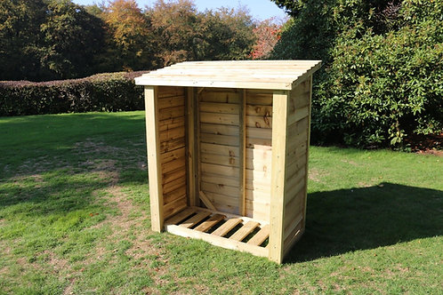 Logstore 6FT High x 4FT Wide