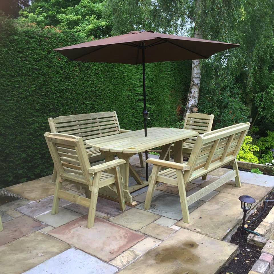 table set 1. Ellis Trading   Home And Garden Furniture   Leek Staffordshire