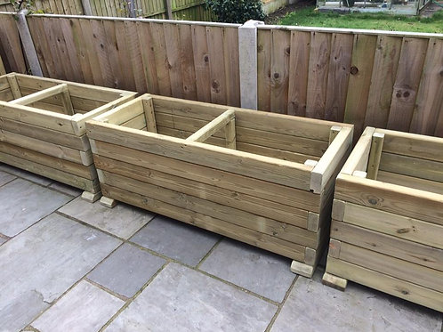 Heavy Duty 1.5m Long Planter