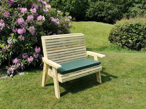 Ergonomical 2 Seater Bench