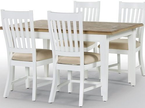 Ludlow 1.4 M Table 4x Chairs