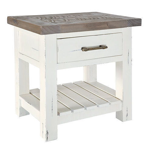 Pure Bedside Table
