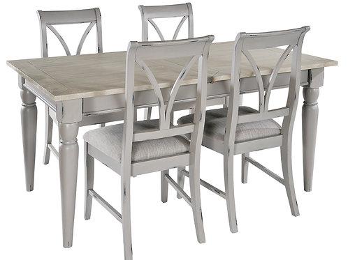 Ella Grey Dining Table