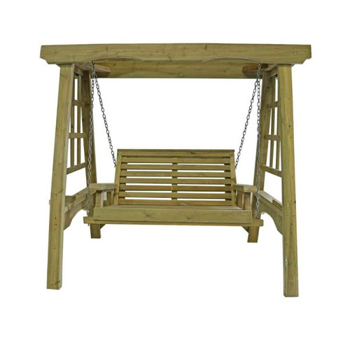 . EllisTrading  Wooden garden swings  garden furniture  Staffordshire