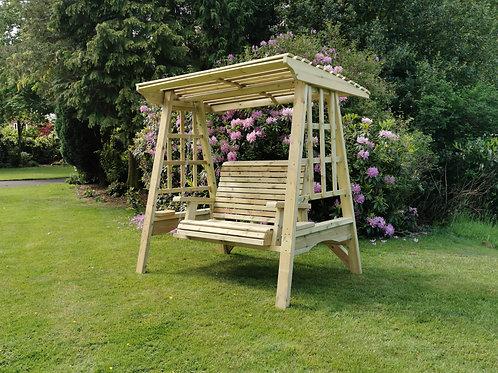 Antoinette Garden Swing Sits 2