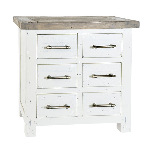 Pure 6 Drawer Storage Chest