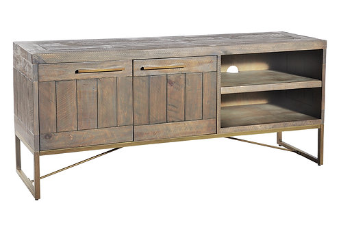 Tatton Bronze TV Unit