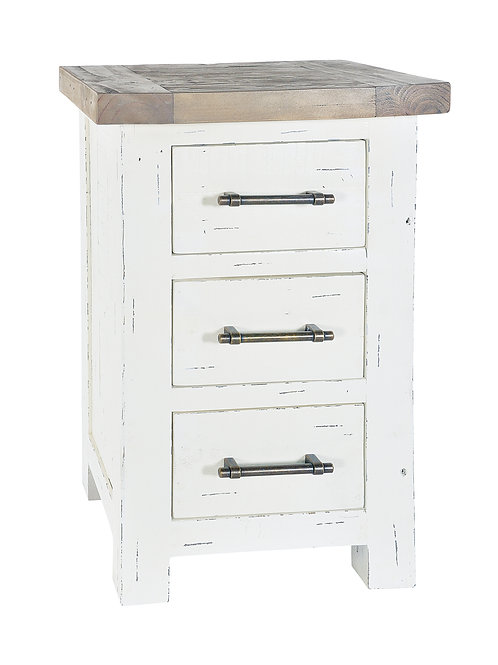 Pure 3 Drawer Chest