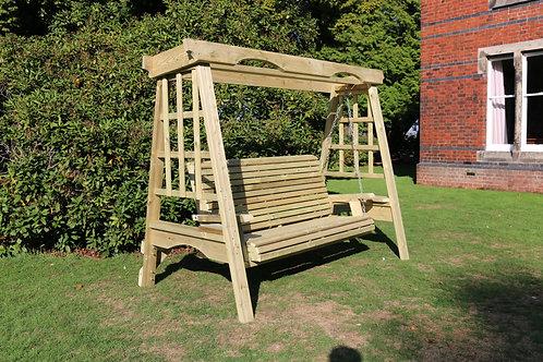 Cottage Garden Swing Sits 3