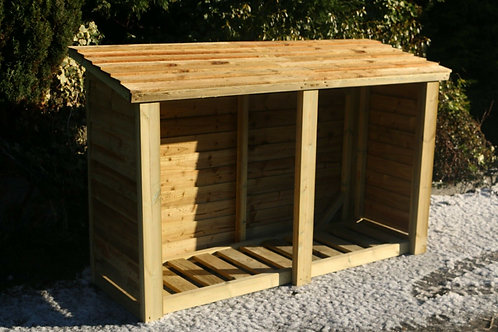 Logstore 4FT High x 6FT Wide