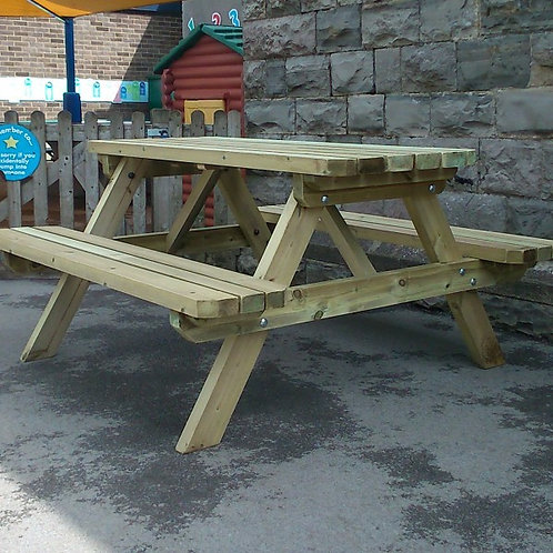 Deluxe Picnic Table 150 cm