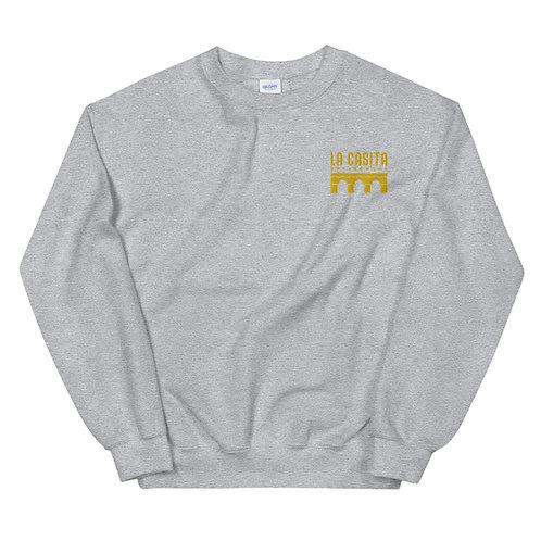 La Casita Crew Neck Sweatshirt Unisex