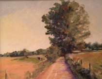Country Road, by Margie Ingram