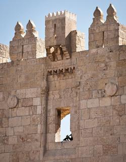 Damascus Gate, Jerusalem