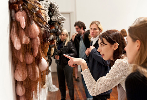 Event photography - National Art School Gallery