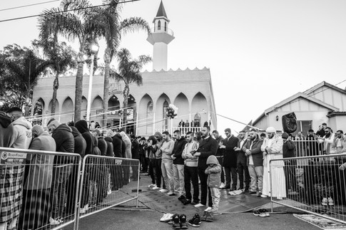 Event - Eid at Lakemba mosque - Lebanese Muslim Association