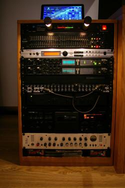 Studio Rack Gear 3