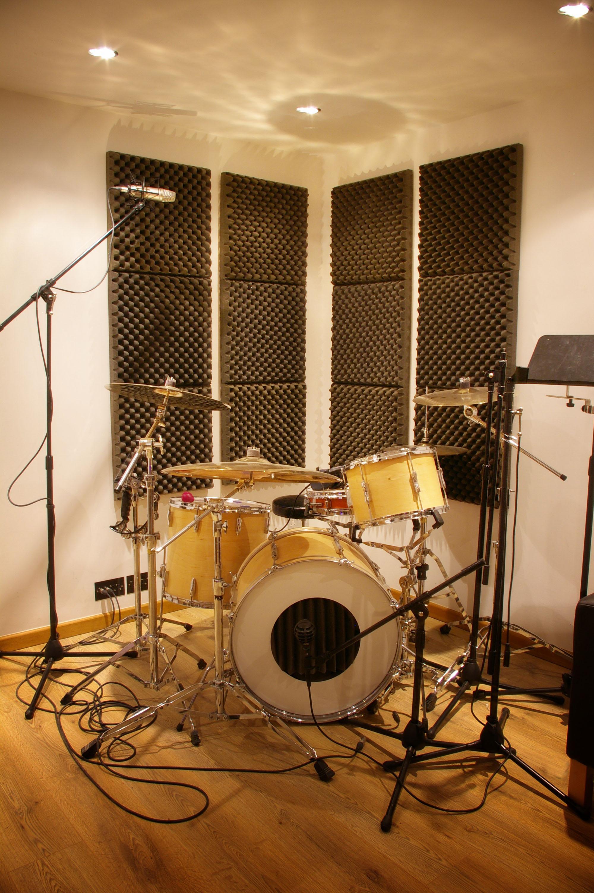 Studio Drums 2