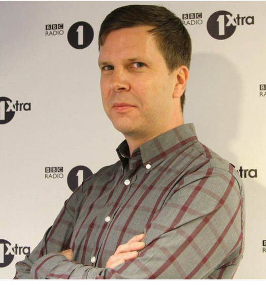 Chris Price, Head of Music at BBC Radio 1 and 1Xtra