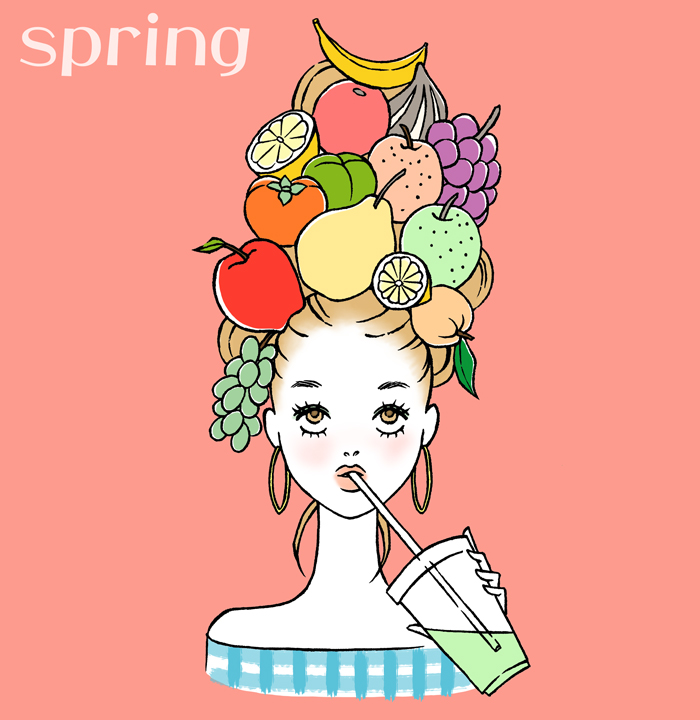 personal color_spring