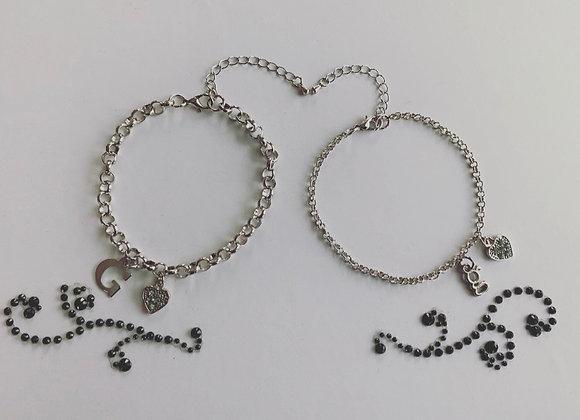 Bracelet/Anklet Combo